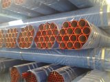 Fire ProtectionのためのAstma53 Sch10 Metallic Sprinkler Steel Pipe
