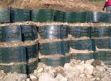 Raodbed 의 사면, 철도를 위한 HDPE 토양 자갈 안정제 Geocell
