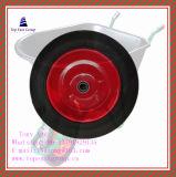 250-4, rotella di gomma solida di qualità eccellente 300-8 350-8 400-8