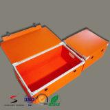 Boîte en carton PP recyclable en plastique pliable