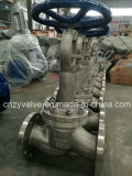 """Нормальный вентиль нержавеющей стали SUS304 CF8 Dn80 Pn25 низкой температуры (J41Y-3 """" - PN25)"""