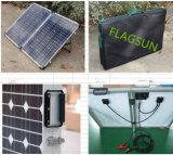 panneau solaire 80W portatif pour camper avec le câble 10m