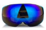 交換可能な球形のパソコンレンズの安全メガネのスキースノーボードEyewear