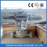 BS DIN JIS Standard Steel Stop Control Globe Valve