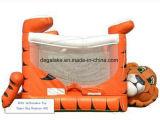 Chambre pleine d'entrain de forme animale gonflable pour des enfants