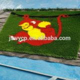 Het anti-Uv Kunstmatige Gras van uitstekende kwaliteit van de Vrije tijd voor Playgroud