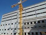 Taller ligero prefabricado de la estructura de acero con el edificio de oficinas