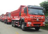 Migliore Sinotruk HOWO 6X6 autocarro con cassone ribaltabile pesante fuori strada di vendita della Cina