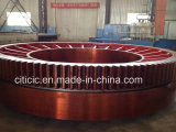 Diameter 15m Girth Gear for Rotary Kilns and Ball Mills
