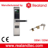 Замок двери комбинации фингерпринта Realand биометрический цифров (F1)