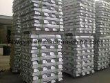 지상 처리는 순수한 알루미늄 주괴 가격을 추가한다