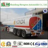 40m3 Aanhangwagen van de Tank van de Olie van /Utility van de Aanhangwagen van de Olietanker de Semi 50m3