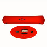 Portable stereo Bluetooth Wireless Sound Bar con il USB Reader FM Function della fessura per carta di TF