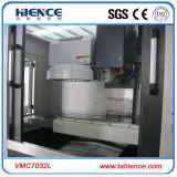 Centro de mecanización triaxial del CNC de la vertical de China Vmc7032