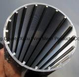 Poço de água da tubulação dos filtros - tela