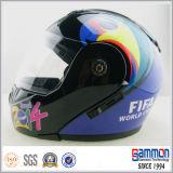 Дешевый Flip вверх по шлему для всадников мотоцикла (LP501)