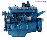 Двигатель дизеля 6 цилиндров. Двигатель дизеля Dongfeng для Generator Set. Двигатель Sdec. 121kw