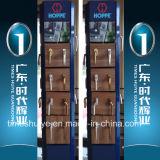 Porte de pliage en aluminium avec la bonne qualité et avec l'audit de TUV
