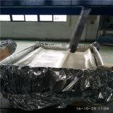 Feuille matérielle en verre de fibre de SMC moulant Ral7035 composé