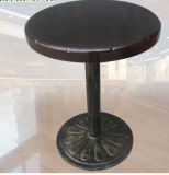 Pine solido Wood Vintage Offee Table con Metal (M-X3005)