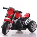 新しいモデル3の車輪の子供の電気オートバイの電池