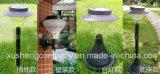 Im Freien LED-Solargras-Garten-Lampe