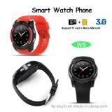 タッチ画面のBluetoothのスマートな腕時計の電話W8