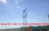 torretta della sospensione di 110kv 1A1 Zm1