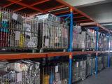 Сваренный большой твердый складывая контейнер ячеистой сети