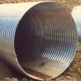 Oberseite 10 in China Galvanized Sheet Corrugated Pipe Culvert