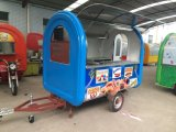 Горяче! ! Европ Standard Mobile Food Cart с CE