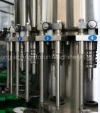 Завод воды бутылки любимчика чисто разливая по бутылкам