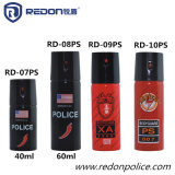 60ml Self - defensie Police Pepper Spray