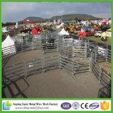 金属の家畜の携帯用に鋼鉄に管の畜舎の囲うこと/牛パネル/ヒツジのパネル