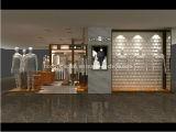 Kundenspezifische Männerkleidung Shopfitting, Mann-Kleid/Kleidung/Fußbekleidung-Speicher-Bildschirmanzeige-Vorrichtungen