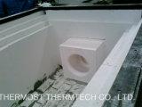 Cartone di fibra di ceramica 1400 (scheda d'isolamento)