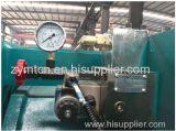 Hydraulische Scherende Machine (QC12k 12 * 2500)/de Hydraulische Machine van de Scheerbeurt van de Straal van de Schommeling Scherpe/Van certificatie Ce ISO9001