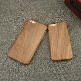 Natürlicher Holz-Rückseiten-Fall für iPhone 8