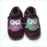 검정 02: 양가죽 아기 신발