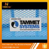Autoadesivo resistente UV esterno durevole del PVC di stampa su ordinazione