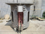 Fornace di fusione di induzione del pezzo fuso 1 tonnellata per l'acciaio dello scarto