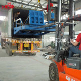 Niveleur hydraulique de dock de rampe réglable de dock de 10 tonnes pour le conteneur