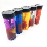 Mini narguilé en plastique portatif Shisha de bouteille avec les accessoires entiers (ES-HS-004)