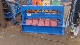 エクスポートのための機械を形作る自動着色された金属の鋼鉄パネルロール