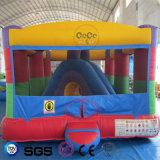 Coco-Wasser-Entwurfs-aufblasbares Kind-Spielzeug-Prahler-Schloss LG9056