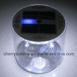 Indicatore luminoso di campeggio alimentato solare gonfiabile d'attaccatura solare della lanterna solare pieghevole esterna degli indicatori luminosi