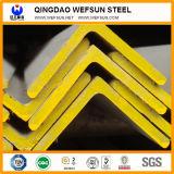 L'ingegneria struttura la barra di angolo dell'uguale dell'acciaio dolce di lunghezza di 5.8m
