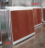 Испарительные средства пусковой площадки охлаждения на воздухе