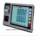 Indicatore del peso di Digitahi con il grande schermo del LED con la funzione di stampa