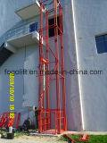 熱い販売の中国の最もよい品質の油圧貨物プラットホームの上昇